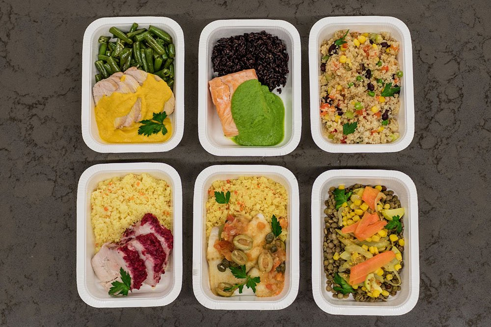 ME.FAN 3-Compartments Meal Prep Containers Review