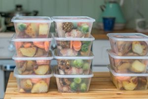 Tadge Goods 3-Compartment Meal Prep Containers Review