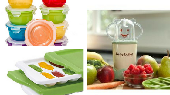 Baby Food Meal Prep Container Review